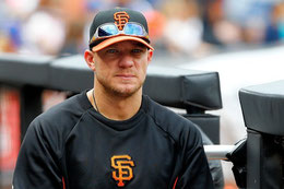 Nella foto Jake Peavy (Getty Images)