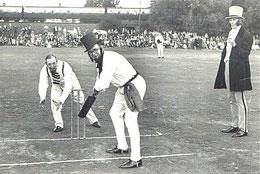 La prima partita ufficiale di cricket tra USA e Canada