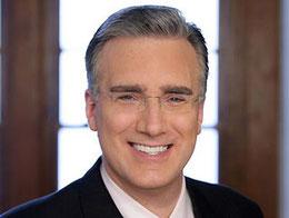 Nella foto il giornalista e scrittore Keith Olbermann
