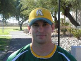 Nella foto Mike Orchard – Pitching Coach del Central Arizona College nella stagione 2011/2012 quando ha scritto questo articolo