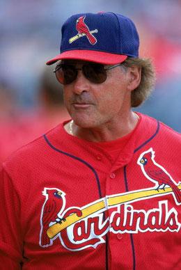 Nella foto l'Italo/Americano Tony La Russa è il manager dell'era moderna ad aver vinto più partite in MLB (2.728 partite vinte)