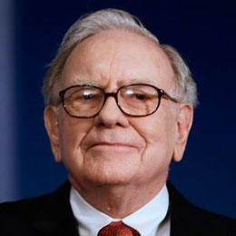 Nella foto Warren Buffett (da biography.com/people)