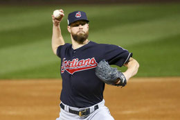 Nella foto Corey Kluber (Photo: Reuters/Jerry Lai-USA TODAY Sports)