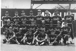 Un'immagine della Colombo Nettuno (tratta da Il baseball, la sua storia e Nettuno)