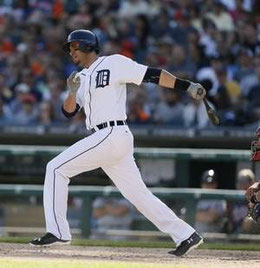 JD Martinez (Foto Detroit Free Press / Julian H. Gonzalez)
