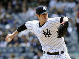 Nella foto Shane Greene neo acquisto dei Tigers con la casacca Yankees (Photo: Bill Kostroun, Associated Press)