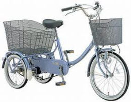 大人の三輪自転車 ミヤタ スカーフウィンディ