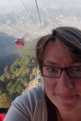 Mit der Seilbahn in die Höhe – Tagesausflug nach Chandragiri, Kathmandu