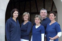 Das Team der Zahnarztpraxis Dr. Kästner