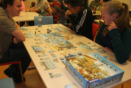 Nauticus auf dem Pankower Spieleabend