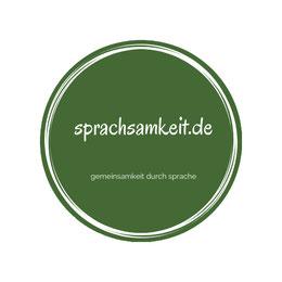 Sprachsamkeit Logo