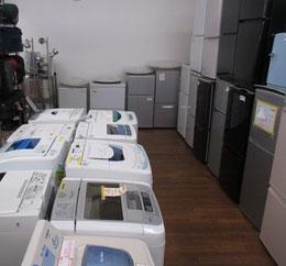冷蔵庫 洗濯機 格安販売中 買取本舗 札幌