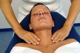 Die manuelle Lymphdrainage (KPE) zur Entstauung und Entschlackung, und zur Behandlung von Akne und Neurodermitis