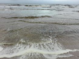 Wellen der Ostsee, Entspannung, Konzentration