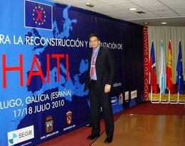 Santi Méndez. M.C.I.