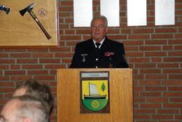 Bürgermeister Gerd Lüttge