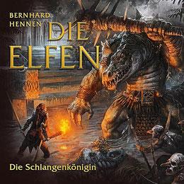 CD Cover Elfen Die Schlangenkönigin