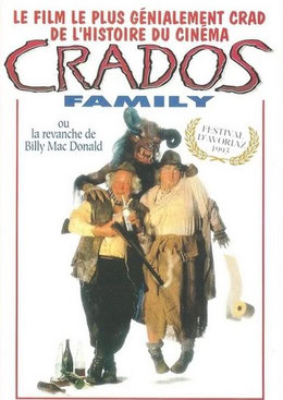 Crados Family de Jim Groom - 1992 / Horreur - Gore