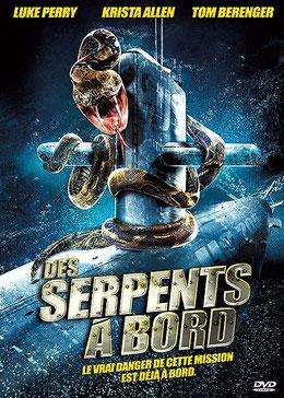 Des Serpents A Bord de Fred Olen Ray - 2009 / Horreur