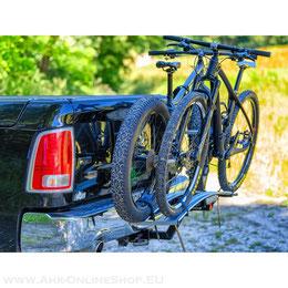 Fahrradträger für US-Anhängerkupplung Montage