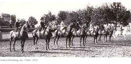 Damenabteilung des Clubs 1910