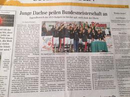 Quelle: Schwäbische Zeitung vom 1.12.2015