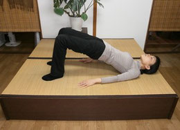 骨盤の運動