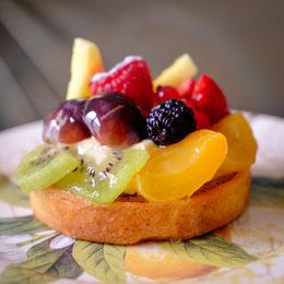 Bretonischer Kuchen