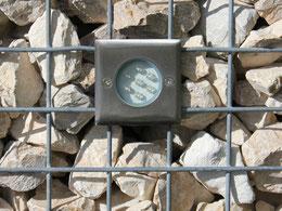 Horticult inbouwmogelijkheid verlichtingselement