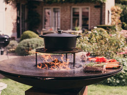 Horticult barbecues