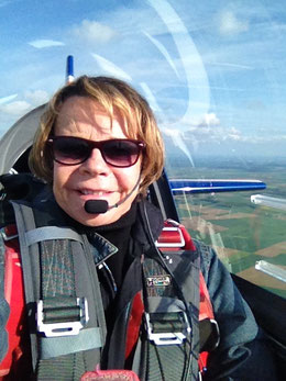 catherine manoury championne voltige aérienne contact conférence