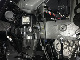 Standheizung Dacia Duster 1,0 74 KW LPG