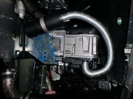 Standheizung Opel Mokka 4x4