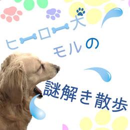 【謎解き】ヒーロー犬 モルの謎解き散歩