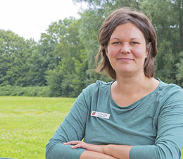 Aleksandra Pallaschke - eine langjährige Jugendleiterin und Juleica-Referentin kehrt in die Jugendarbeit zurück