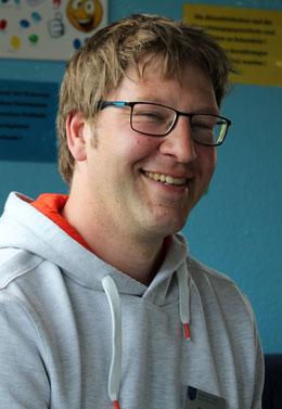 Gabriel Braun ist neuer Stadtjugendpfleger - Foto: Anping Richter