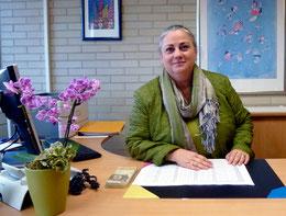 Ursula Distelrath - Schulleiterin