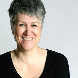 Sabine Henke mit Schabernack