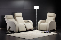 Massagesessel, Relaxsessel und Relaxsofa Omega