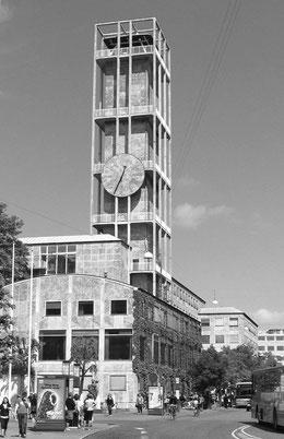オーフスの市庁舎