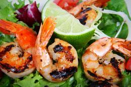 Grill Marinade für Fisch und Krustentiere