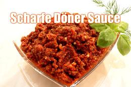 Döner Kebab Sauce Soße Rezept Acili Ezme