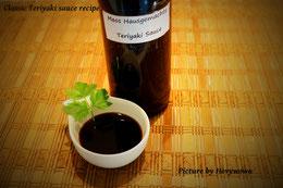 Rezept Teriyaki Sauce soße kochen Rezept Sichuan Szechuan
