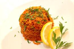 Djuvec Reis Gericht Rezept Balkan Küche