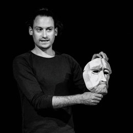 Fabian Gysling, Sartori Mask, Expressive Maske