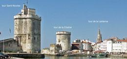 Les Tours de La Rochelle