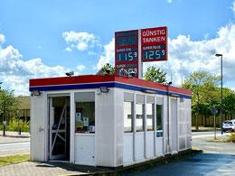 Tankstelle am Supermarkt  Ernst-Buchholz-Str.  28279 Bremen  Bremen Obervieland