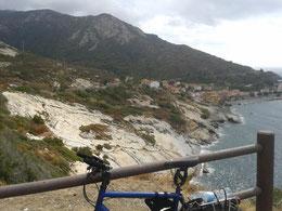 Elba, Italien, Insel, Küste, Felsen