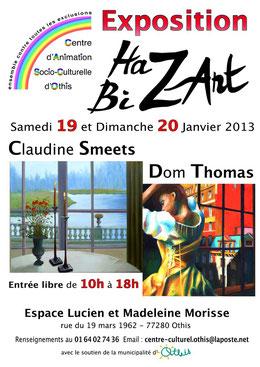 Claudine Smeets & Dom Thomas