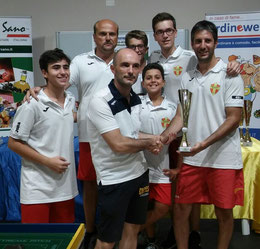 Il Messina Table Soccer semifinalista a Pizzo